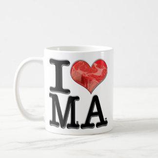 I (heart) MeAt Coffee Mug