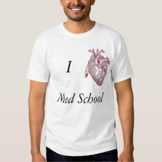 I [Heart] Med School T-shirts