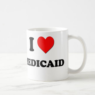 I Heart Medicaid Coffee Mug