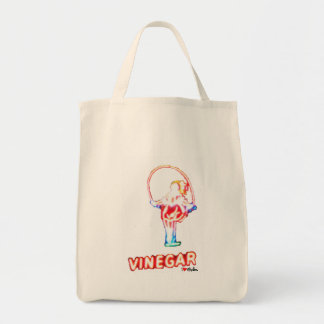 I Heart Melbs Skipping Girl Tote