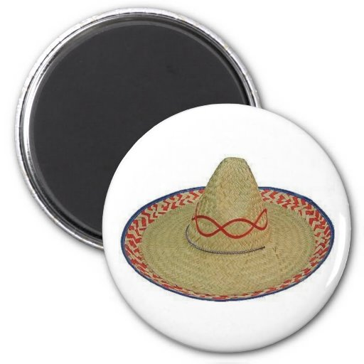 I Heart Mexico 2 Inch Round Magnet