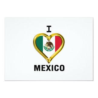I HEART MEXICO CARD