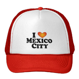 I (heart) Mexico City - Lite Products Hat