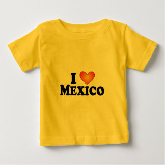 I (heart) Mexico - Lite Multi-Products Baby T-Shirt