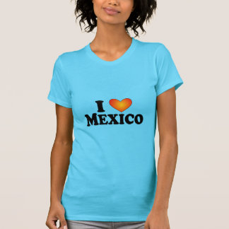 I (heart) Mexico - Lite Multi-Products T-Shirt