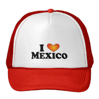 I (heart) Mexico - Lite Multi-Products Trucker Hat