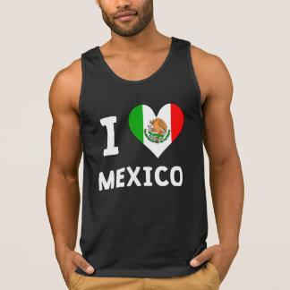 I Heart Mexico Tanktops