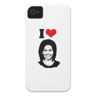 I HEART MICHELLE OBAMA 2012 -.png Blackberry Bold Cover