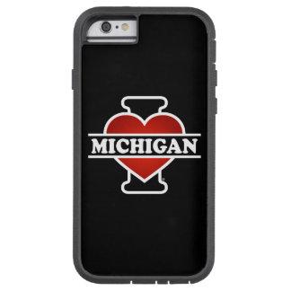 I Heart Michigan Tough Xtreme iPhone 6 Case