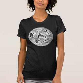 I Heart Mid-Century T-Shirt