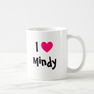 I Heart Mindy Coffee Mug