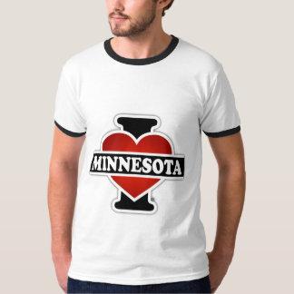 I Heart Minnesota T-Shirt