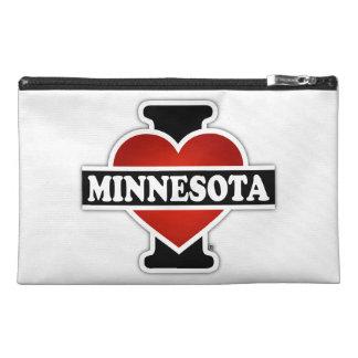 I Heart Minnesota Travel Accessories Bag