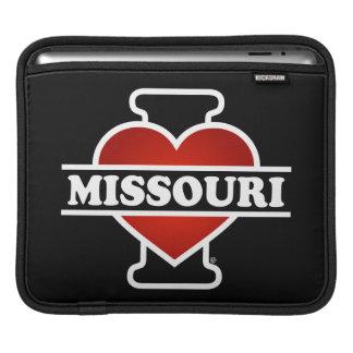 I Heart Missouri iPad Sleeve