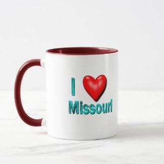 I Heart Missouri Mug