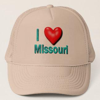 I Heart Missouri Trucker Hat