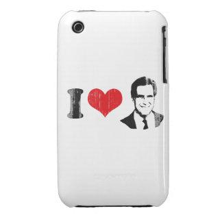 I HEART MITT ROMNEY 2012 Case-Mate iPhone 3 CASES
