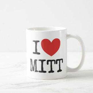I heart Mitt Romney Classic White Coffee Mug
