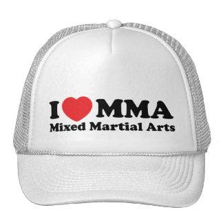 I Heart MMA Hat