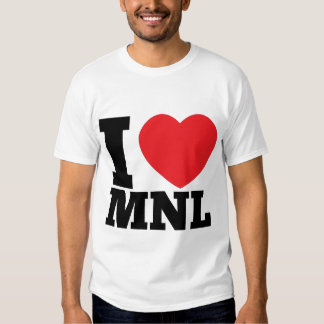 I Heart MNL T Shirts