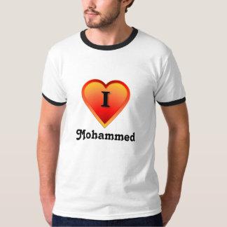 I heart Mohammed T-shirt