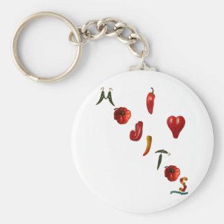 I Heart Mojitos Keychain