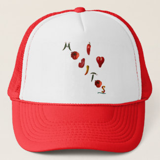 I Heart Mojitos Trucker Hat