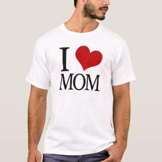 I Heart Mom (I Love Mom) T-Shirt