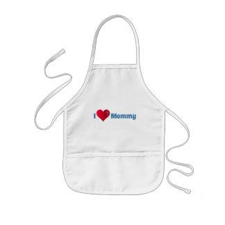 I Heart Mommy Kids' Apron