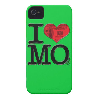 I (heart) MOney iPhone 4 Case-Mate Case