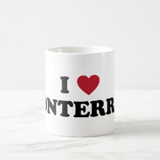 I Heart Monterrey Mexico Coffee Mug