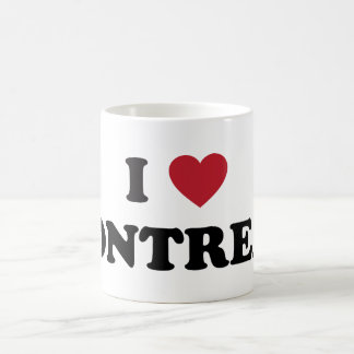 I Heart Montreal Canada Coffee Mug