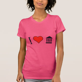 I Heart Monument Temples T-Shirt