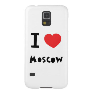 I heart Moscow Case For Galaxy S5