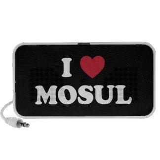 I Heart Mosul Iraq Mp3 Speaker