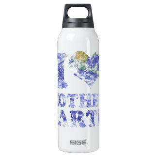 I heart Mother Earth Liberty Water Drink Bottle SIGG Thermo 0.5L Insulated Bottle