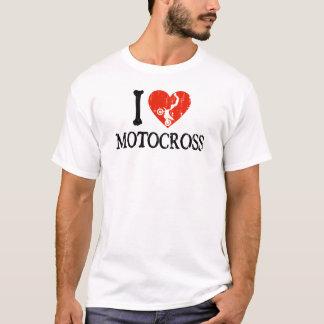 I Heart Motocross T-Shirt