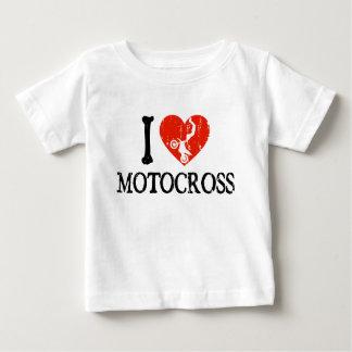 I Heart Motocross Tshirts