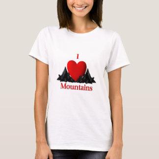 I Heart Mountains Shirt