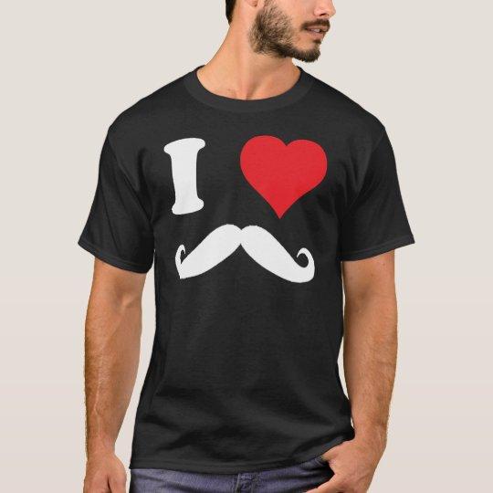 i heart moustache!!! T-Shirt