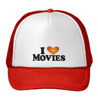 I (heart) Movies - Lite Multi-Products Hat
