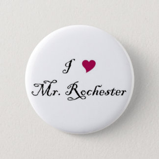 I Heart Mr. Rochester button