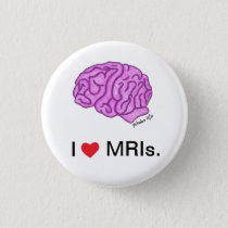 """I [heart] MRIs"" button"