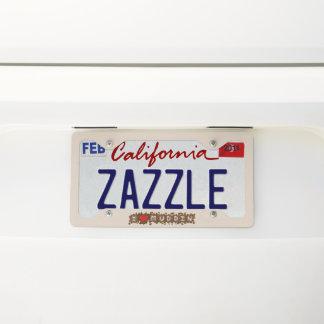 I Heart Muddin License Plate Frame