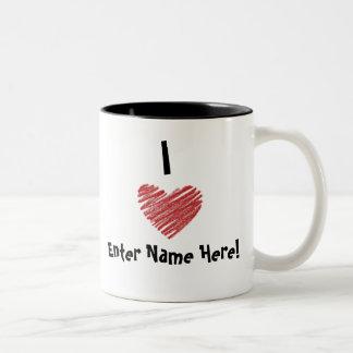 I Heart Mug