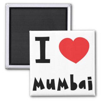 I heart Mumbai / Bombay Magnet