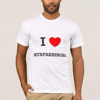 I Heart MURFREESBORO T-Shirt