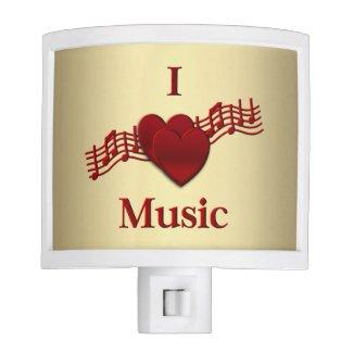 I Heart Music Nite Lights