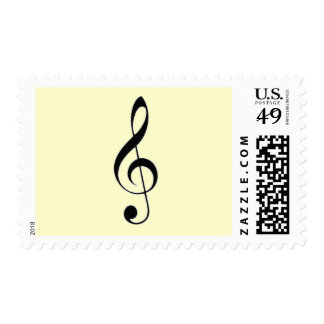 i heart music postage