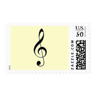i heart music postage